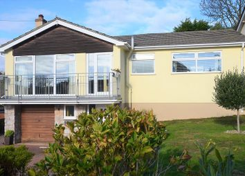 Thumbnail 3 bed bungalow for sale in Wall Park Close, Brixham