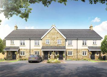 Thumbnail 3 bed terraced house for sale in Plot 4, The Denman, St Lawrence Place, Swindon Village, Cheltenham