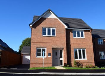 Thumbnail 4 bed detached house for sale in Whitehead Drive, Wrexham