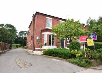 Thumbnail 1 bed flat for sale in Mottram Road, Hyde