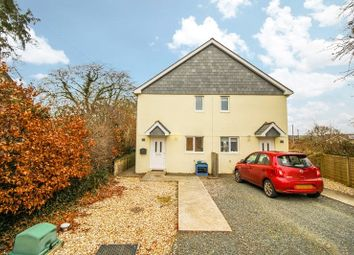 Thumbnail 2 bed semi-detached house to rent in Clawton, Holsworthy