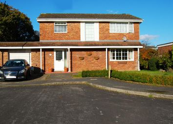Thumbnail 3 bed detached house for sale in Pelham Close, Whitehill, Bordon