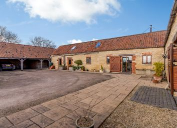 Thumbnail 4 bed detached house for sale in Skirbeck Barn, Westfield Farm, Station Road, Grantham