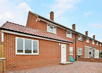 Thumbnail 3 bed end terrace house for sale in Headley Drive, New Addington, Croydon