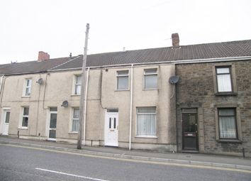 Thumbnail 2 bed terraced house to rent in Briton Ferry Road, Neath