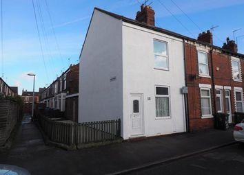 Thumbnail 2 bed end terrace house for sale in Egton Street, Hull