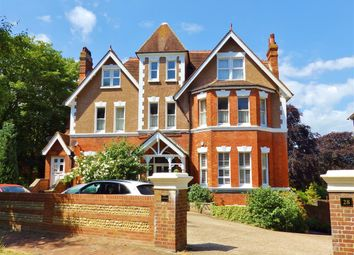 Thumbnail 2 bedroom flat for sale in Silverdale Road, Eastbourne