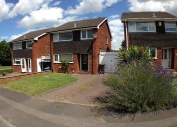 Thumbnail 3 bed property to rent in Turnhill Close, Stafford