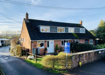 Thumbnail 4 bed property for sale in Hillcommon, Taunton