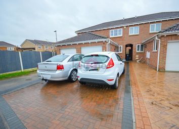 Thumbnail 3 bed town house to rent in Grizedale Close, Sothall, Sheffield