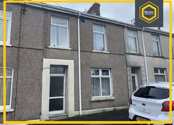 Thumbnail 3 bed terraced house for sale in Penallt Road, Llanelli
