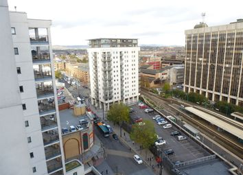 Thumbnail 1 bedroom flat for sale in Churchill Way, Cardiff