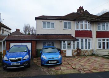 Thumbnail 5 bedroom semi-detached house for sale in Harrowby Place, Willenhall