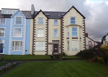 Thumbnail 1 bedroom flat to rent in Promenade, Llanfairfechan