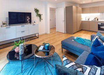Thumbnail 1 bed flat for sale in Samara Drive, Southall, London, Ealing