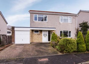 Thumbnail 4 bed detached house for sale in 110 Crosswood Crescent, Balerno, Edinburgh