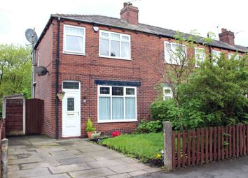Thumbnail 2 bedroom end terrace house for sale in Brookland Grove, Bolton