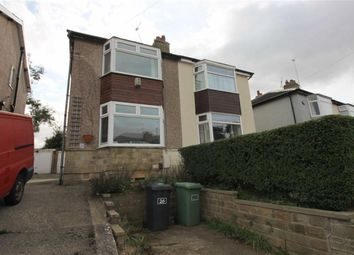 Thumbnail 2 bed semi-detached house for sale in High Lane, Huddersfield, Huddersfield