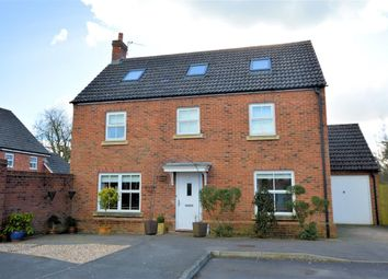 Thumbnail 4 bedroom detached house for sale in Tayberry Grove, Mortimer, Reading