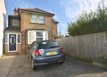 Thumbnail 3 bed semi-detached house for sale in Afghan Road, Broadstairs