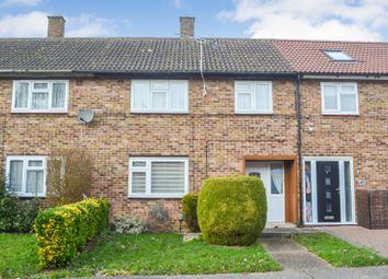 Thumbnail 2 bed terraced house for sale in Pennymead, Harlow, Essex