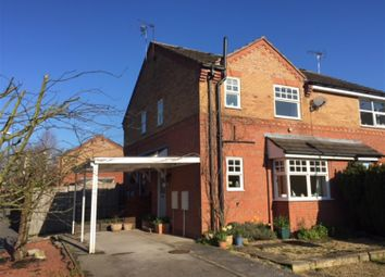 Thumbnail 1 bed property to rent in Showfield Drive, Easingwold, York