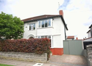 Thumbnail 4 bed semi-detached house for sale in Kylemore Avenue, Mossley Hill