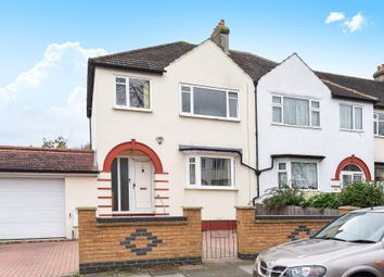Thumbnail 3 bed end terrace house for sale in Fontaine Road, London