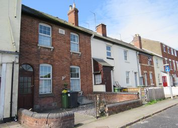 Thumbnail 3 bed terraced house to rent in Newtown Road, Hereford