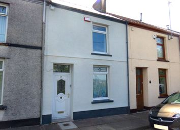 Thumbnail 2 bed terraced house for sale in Ivor Terrace, Dowlais, Merthyr Tydfil