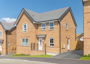 "Thumbnail 4 bed detached house for sale in ""Radleigh"" at Red Lodge Link Road, Red Lodge, Bury St. Edmunds"