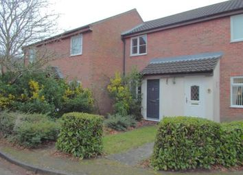 Thumbnail 1 bed semi-detached house for sale in Taverham, Norwich, Norfolk