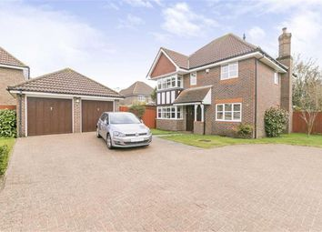 Thumbnail 4 bed detached house for sale in Heathside Place, Epsom, Surrey