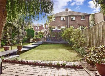 Thumbnail 3 bed semi-detached house for sale in Woodside Road, Tunbridge Wells, Kent