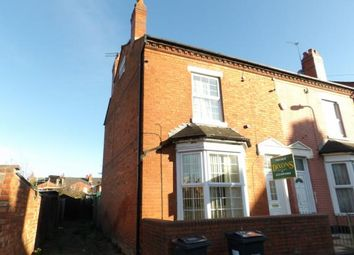 Thumbnail 4 bedroom end terrace house for sale in Beach Road, Sparkhill, Birmingham, West Midlands