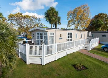 Thumbnail 2 bed mobile/park home for sale in Monkton Street, Monkton, Ramsgate