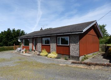 Thumbnail 3 bed detached bungalow for sale in Stairhaven Road, Glenluce