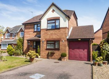 Thumbnail 4 bedroom detached house for sale in Douglas Close, Carlton Colville, Lowestoft