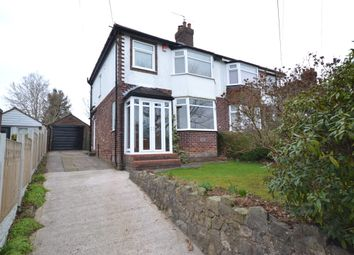 Thumbnail 3 bed semi-detached house for sale in Northwood Lane, Clayton, Newcastle