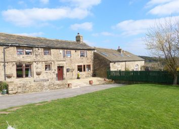 Thumbnail 4 bed terraced house for sale in Hunters Green, Cullingworth, Bradford