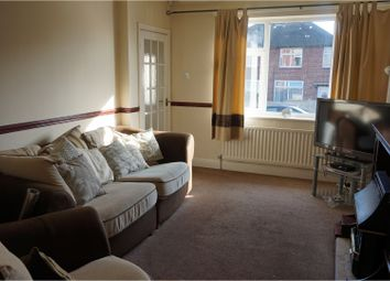 Thumbnail 2 bedroom semi-detached house for sale in Bright Street, Stoke-On-Trent