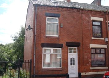 Thumbnail 4 bed end terrace house for sale in Worsley Street, Oldham