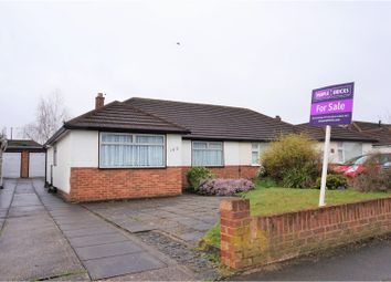 Thumbnail 2 bed bungalow for sale in Harrow Way, Watford