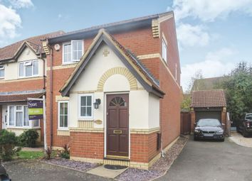 Thumbnail 3 bedroom detached house for sale in Denton Drive, Marston Moretaine, Bedford
