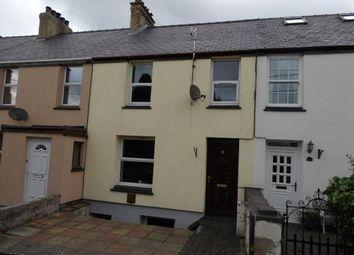 Thumbnail 3 bed terraced house for sale in Caled Ffrwd, Clwt-Y-Bont, Caernarfon, Gwynedd