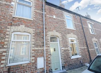 Thumbnail 2 bedroom terraced house for sale in Severus Street, Acomb, York