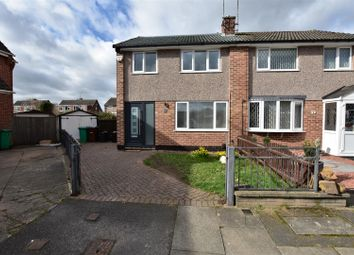 Thumbnail 3 bed semi-detached house for sale in Ashwick Close, Silverdale, Nottingham
