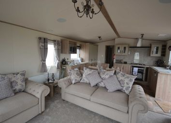 Thumbnail 2 bed lodge for sale in Faversham Road, Seasalter, Whitstable