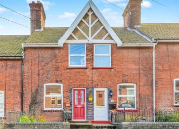 Thumbnail 2 bed terraced house for sale in Melton Constable, Norfolk, England