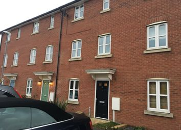 Thumbnail 3 bedroom town house to rent in Banks Crescent, Stamford